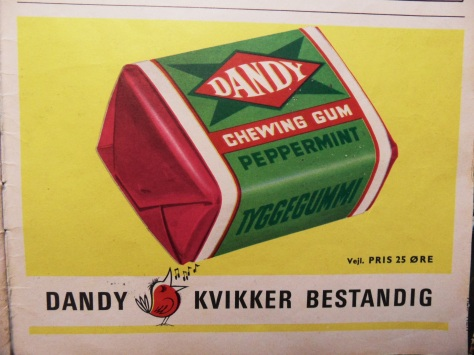 Who needs Red Bull? Dandy kvikker bestandig!